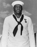 珍珠港事件中的英雄 美国海军厨师多里斯·米勒简介